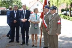 75. rocznica pacyfikacji Józefowa, Rzeczpospolitej Józefowskiej, 3 czerwca 2018 r