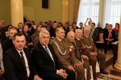 """Gala konkursu """"Organizacja Pozarządowa 2016"""" 16.03.2017"""