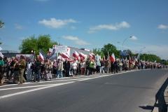 Marsz w obronie katolickich mediów i wolności słowa 19.05.2012