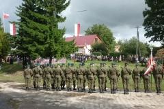 Obchody 76 rocznicy napaści sowieckiej na Polskę, Grabowiec 17.09.2015