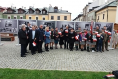 Otwarcie wystawy Józef Piłsudski DZIADEK 02.05.2017