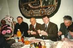 Spotkania opłatkowe w Kole Rejonowym w Skierbieszowie, fot. z archiwum koła, M. Bartoń