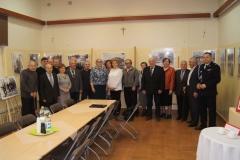 Spotkanie z członkami i sympatykami ŚZŻAK Okręg Zamość Koła Rejonowego w Grabowcu 15.03.2018