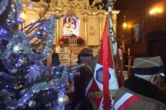 Uroczystosci 74. rocznicy bitwy pod Zaborecznem 02.02.2017