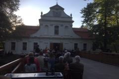 Zjazd Żołnierzy 9 P.P. Legionów Armii Krajowej Ziemii Zamojskiej - Zwierzyniec 28.05.2017