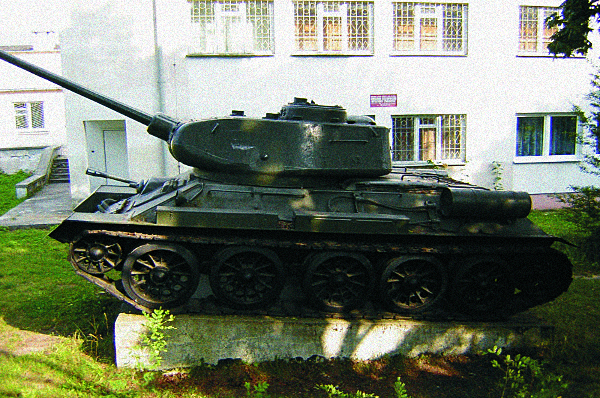 Muzeum Armii Krajowej Okręg Zamość, fot. S. Zawiślak