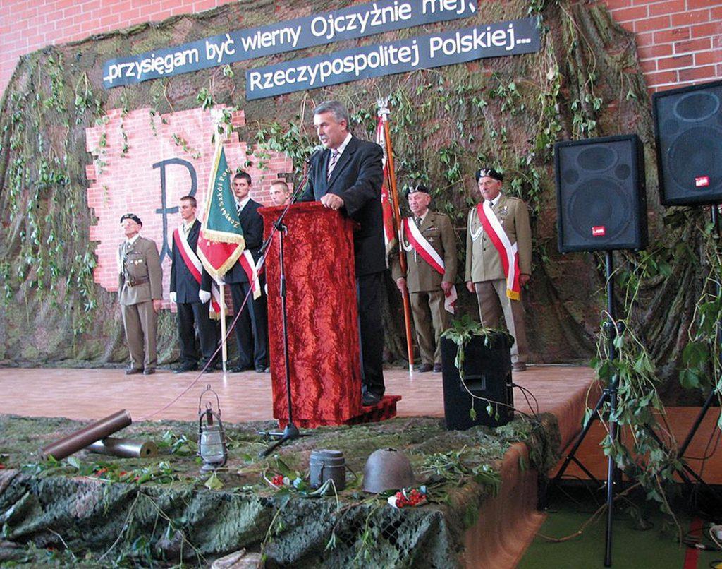 Zespół Szkół Ponadgimnazjalnych nr 3 w Zamościu im. Armii Krajowej