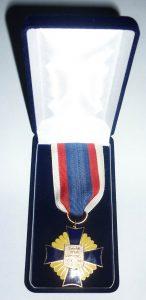 odznaka zasługi światowego związku żołnierzy armii krajowej okręg zamość