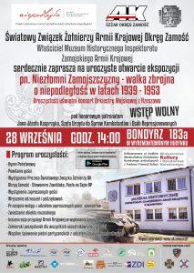 otwarcie muzeum w bondyrzu 2018 rok
