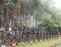 74. rocznica bitwy partyzanckiej pod Osuchami