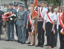 74. rocznica Powstania Warszawskiego w Biłgoraju, 01.08.2018