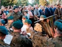 Bitwa pod Komarowem 26.08.2017