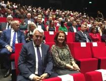 Gala Koncertowa zorganizowana w Lublinie z okazji stulecia odzyskania niepodległości przez Polskę, 07.10.2018