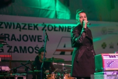 Koncert Panny Wyklęte w ramach obchodów 25 lecia ŚZŻAK Okręg Zamość 17.10.2015