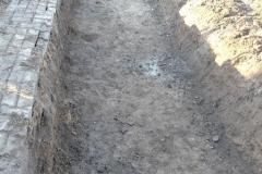 Miejsce pamięci żołnierzy września 1939 na cmentarzu w Dubie – gmina Komarów-Osada - badania archeologiczne, ekshumacje