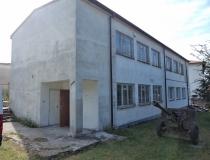 Muzeum Historyczne w Bondyrzu przed remontem
