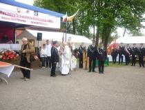 Obchody 220. rocznicy uchwalenia Konstytucji 3 Maja oraz Gminny Dzień Strażaka połączony z Jubileuszem 50-lecia OSP Bortatycze 03.05.2011