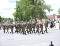 Obchody 70. rocznicy bitwy o Józefów 02.06.2013