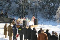 Obchody 71. rocznicy bitwy pod Lasowcami 04.02.2014