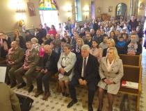 Obchody 75. rocznicy mordu katyńskiego, Hrubieszów, 07.04.2019