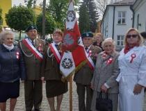 Obchody rocznicy uchwalenia Konstytucji 3 Maja w Hrubieszowie, 03.05.2019