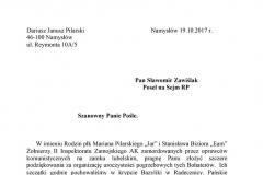 Dariusz Janusz Pilarski Namysl�w 19