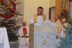 Spotkanie opłatkowe członków ŚZŻAK Okręg Zamość 04.01.2010