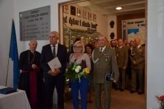 Uroczyste przekazanie obowiązków dowódcy jednostki wojskowej Drugiego Hrubieszowskiego Pułku Rozpoznawczego w Hrubieszowie, 03.09.2018