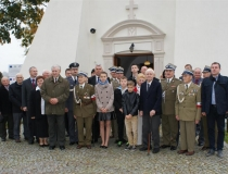 Uroczystości 100. urodzin Pana Franciszka Radlińskiego 17.10.2014