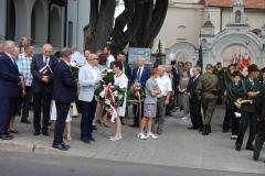 Uroczystości 72 rocznicy wyzwolenia Szczebrzeszyna 24.07.2016