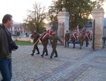 Uroczystości Dnia Polskiego Państwa Podziemnego, Zamość 27.09.2014