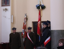 Uroczystości ku czci pomordowanych mieszkańców Tarnoszyna i okolicznych miejscowości 17.03.2015