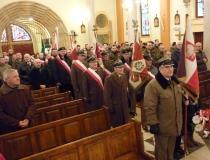 Uroczystości Narodowego Dnia Pamięci Żołnierzy Wyklętych 01.03.2017