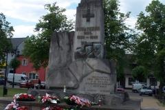 Uroczystości patriotyczno-religijne upamiętniające 73. rocznicę pacyfikacji Józefowa 04.06.2016