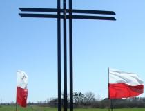 Uroczystości poświęcone 74. Rocznicy Pacyfikacji wsi Ameryka, Łasków, Smoligów i Olszynka 07.04.2018