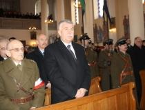 Uroczystości religijno-patriotyczne ku pamięci pomordowanych przez UPA mieszkańców Tarnoszyna i okolicznych miejscowości