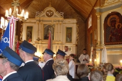 Uroczystości V rocznicy Tragedii Smoleńskiej w miejscowości Janki, gmina Hrubieszów 10.04.2015