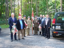 Uroczystości XXIX Zjazdu Żołnierzy 9pp Leg AK im Dzieci Zamojszczyzny 31.05.2015