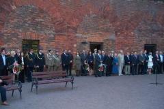 Uroczystości z okazji 75. rocznicy wybuchu II wojny światowej - Zamość - Rotunda, fot. Marian Derkacz 01.09.2014