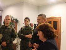 Wigilia Patriotyczna w Tomaszowie Lubelskim, 20.12.2018