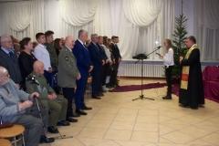 Wigilia Patriotyczna w Zamościu, 19.12.2018