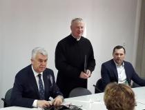 Wykład ks. prof. Tadeusza Guza, Zamość, 19.01.2019