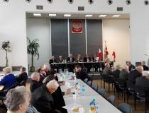 Zjazd sprawozdawczo- wyborczy ŚZŻAK Okręg Zamość - Delegatura LUW w Zamościu 24.04.2017
