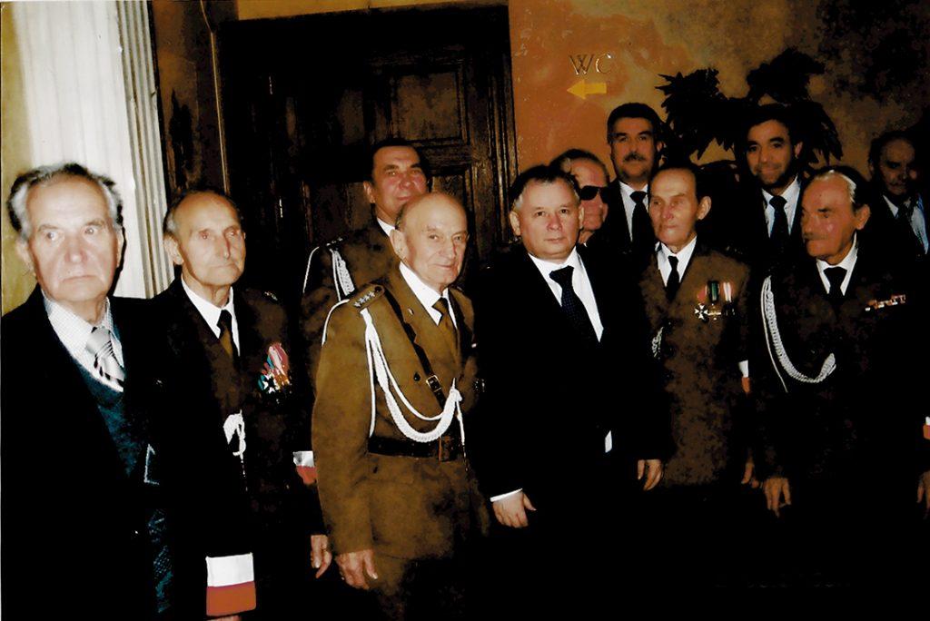 spotkanie z premierem jarosławem kaczyńskim 23 lutego 2009 rok