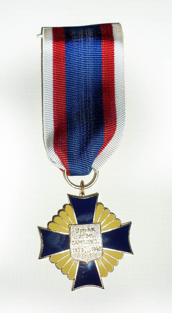 odznaka zasługi szzak okreg zamosc
