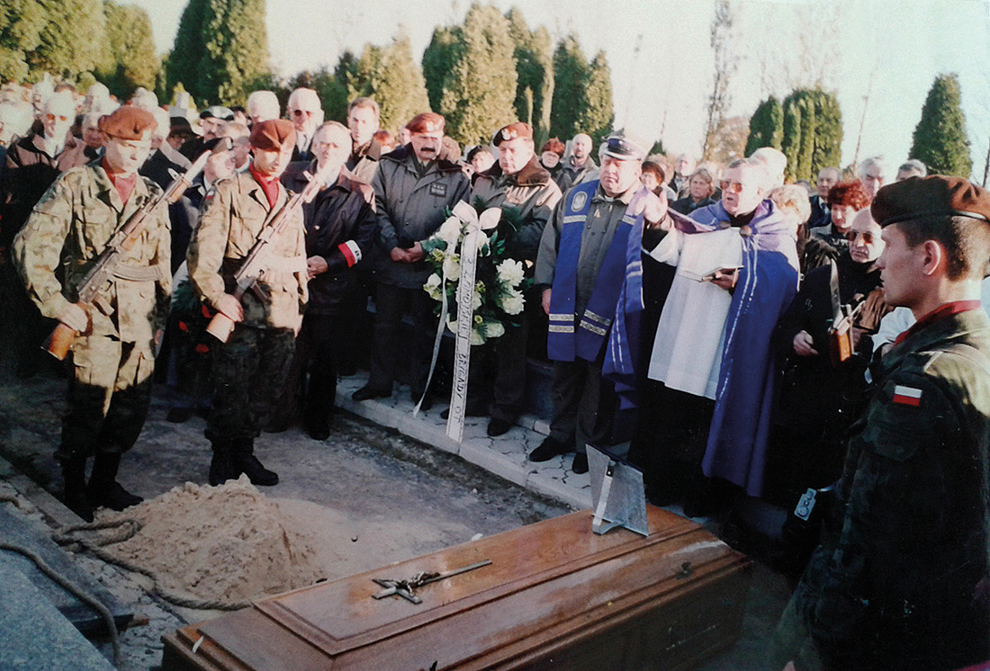 pogrzeb sobieszczańskiego