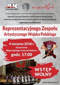 koncert rzawp biłgoraj 2018