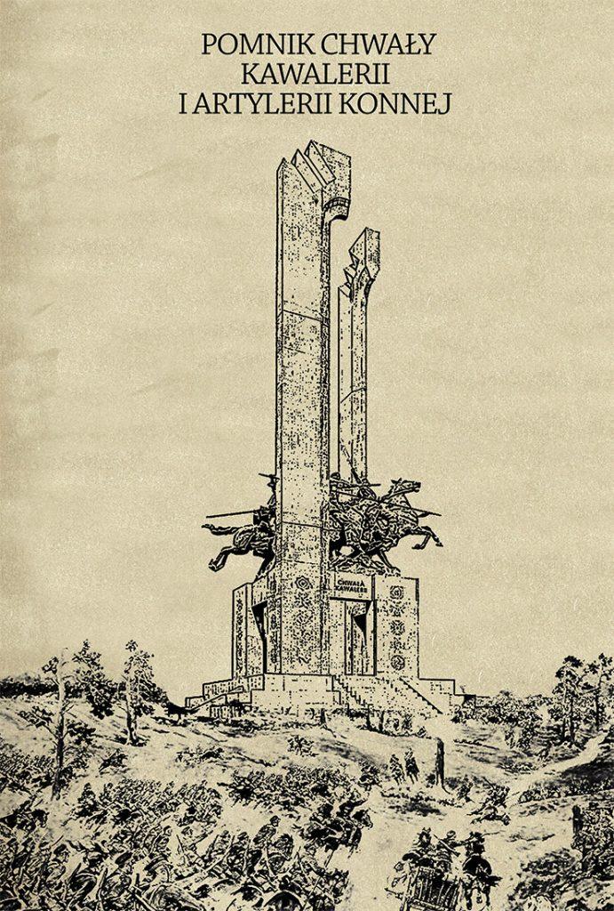 pomnik chwały kawalerii i artylerii konnej
