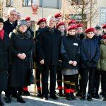 Obchody 77. rocznicy przemianowania Związku Walki Zbrojnej w Armię Krajową, Biłgoraj, 07.02.2019