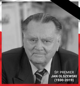 śp. premier jan olszewski